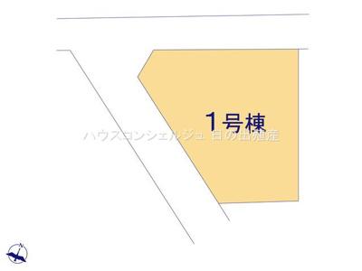 【区画図】日進市藤塚6丁目226【仲介手数料無料】新築一戸建て
