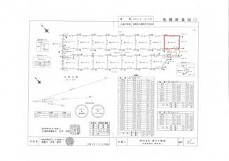 【土地図】ホームタウン大堀