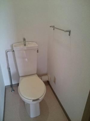 【トイレ】ロイヤルヒルズ
