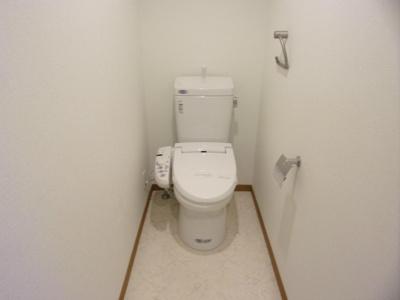 【トイレ】シティパレスさがみ野ナンバー11