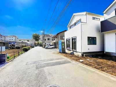 【外観】小田急小田原線「玉川学園前」駅 新築一戸建
