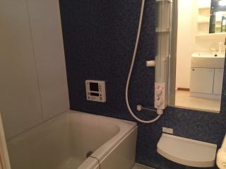 【浴室】さがみ野シティパレス5
