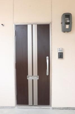 【玄関】WAKUWAKUガーデン1