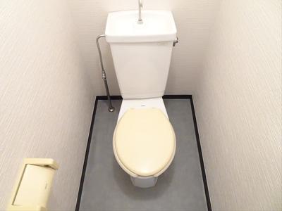 【トイレ】コーポ浜田山