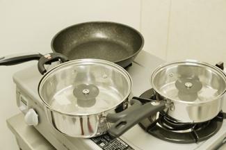 【キッチン】【店舗・事務所】ホテルトーマス牧志