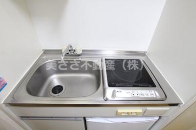 【キッチン】メゾンドフローレスⅡ