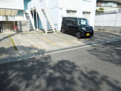 【駐車場】ベルシオン藤沢台