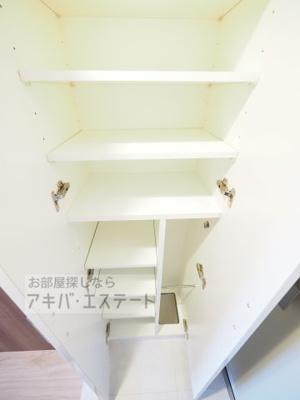 【収納】ライジングプレイス綾瀬二番館
