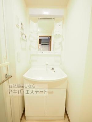 【独立洗面台】ライジングプレイス綾瀬二番館
