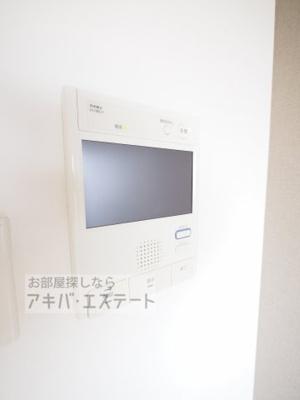 【セキュリティ】ライジングプレイス綾瀬二番館