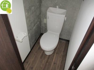 【トイレ】カンセイホーム樋川