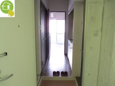 【玄関】カンセイホーム樋川