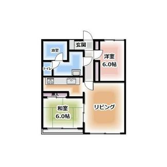 全居室6帖以上あります。収納ばっちりです。