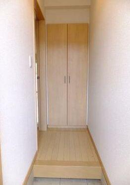 【玄関】アスティオンB棟