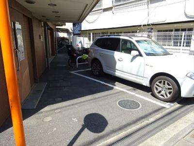 【駐車場】サニーコート祐天寺