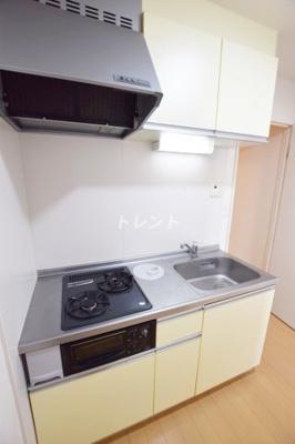 【キッチン】ベルレージュ小石川