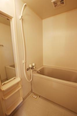 【浴室】サンコーポならはら Ⅱ番館
