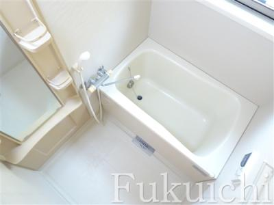 【浴室】エーデルヴィラ都立大学