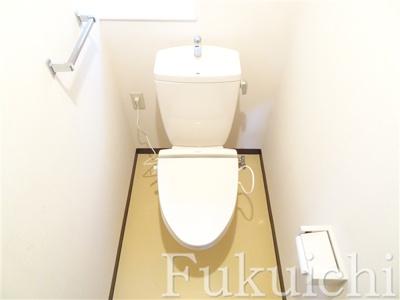 【トイレ】エーデルヴィラ都立大学