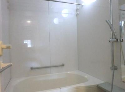 【浴室】甲子園パークホームズけやきみち