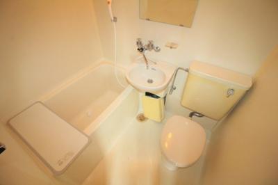 【浴室】センチュリーマンション2号館