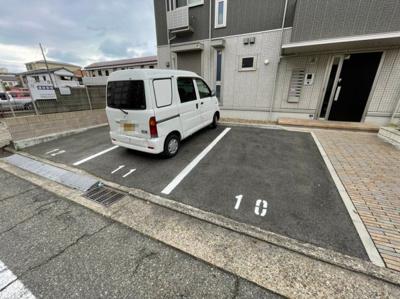 【駐車場】セジュール垂水イースト