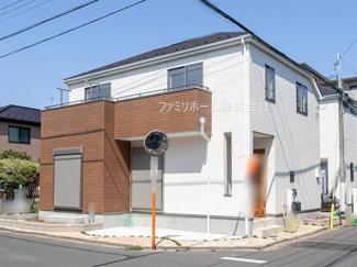 八千代市大和田 新築一戸建 ※外観施工例です。