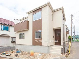 八千代市大和田 新築一戸建 ※令和3年5月現地写真です。