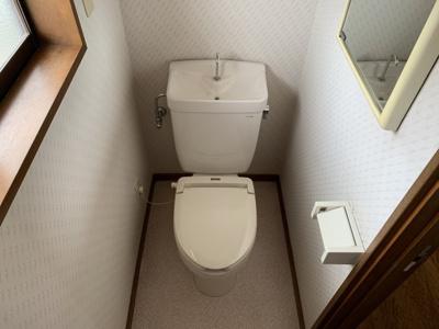 【トイレ】藪塚町一戸建て