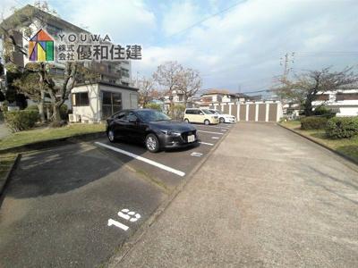 【駐車場】狩口台東住宅
