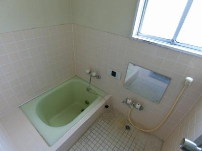【浴室】倉澤貸家