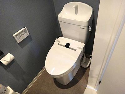 トイレは2ヶ所ございます。