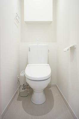 リブリ・Governorのトイレ