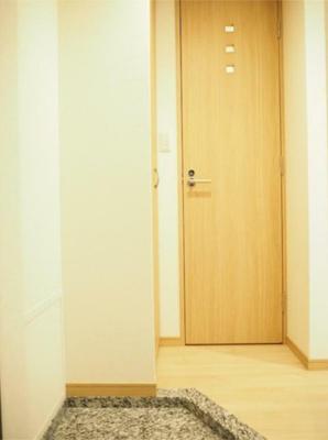 【玄関】ルーブル南馬込六番館