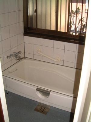 【浴室】小澤貸家