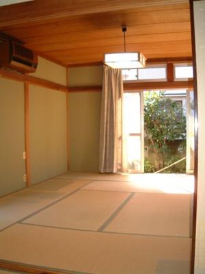 【和室】小澤貸家