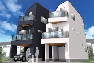 建物プラン例 建物価格1600万円、建物面積89.61m2※建物面積には車庫・ポーチ15.15m2含む
