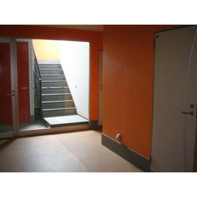 金太郎ヒルズ18の階段