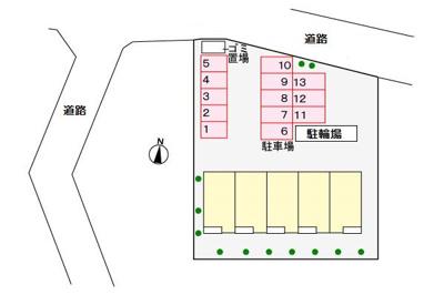 【区画図】グラシオッソ ブローテ