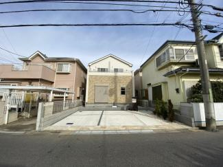 新京成線「習志野」駅徒歩19分の全1棟の新築一戸建てです。