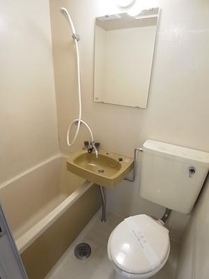 【浴室】ジュネスこくぼ