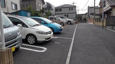 【駐車場】クラベジ-ナ