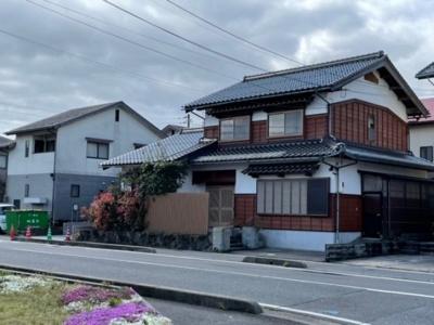 【外観】鳥取市吉成2丁目戸建