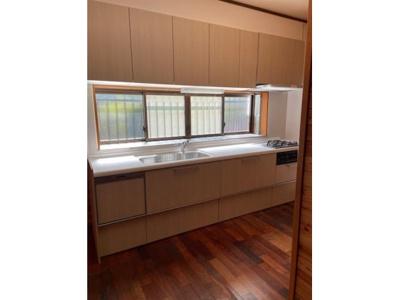 【キッチン】鳥取市吉成2丁目戸建