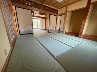 【和室】鳥取市吉成2丁目戸建