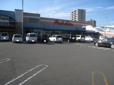 マルナカ土居田店 452m