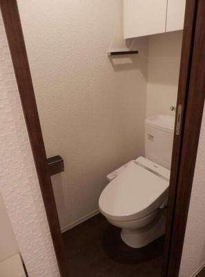 【トイレ】ユリカロゼ金町