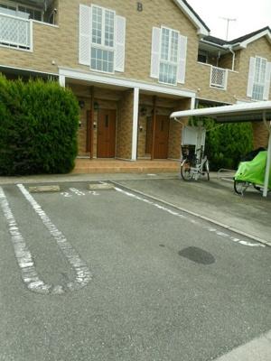 【駐車場】アビターレ吉井B
