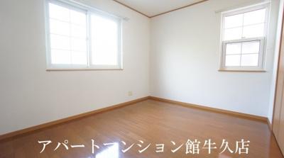 【設備】ボンヌシャンス・ヴィラA