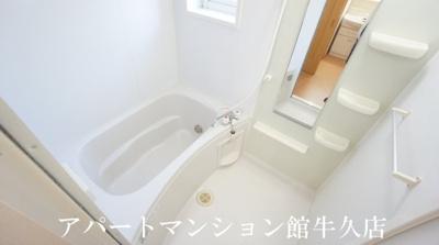 【浴室】ボンヌシャンス・ヴィラA